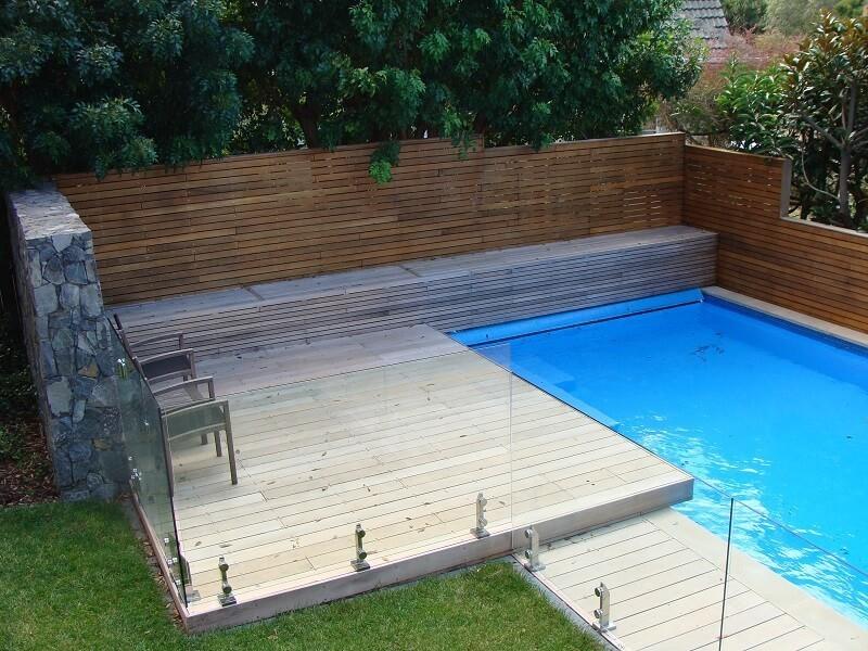 Landscaping A Pool Area : Garden design auckland landscape gardeners north shore