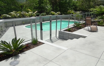 Concrete pool designs auckland pool lighting north shore for Pool design auckland